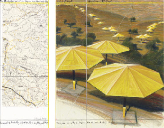 The Umbrellas (Project for Jap