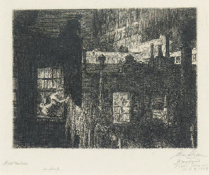 Night Windows (Morse 152)