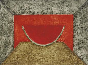 Interior con Sandía (Pereda 18