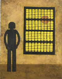 Hombre en la Ventana (P. 286)