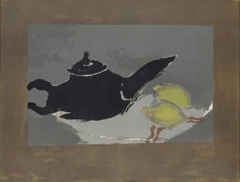 Théière et citrons (Vallier 44
