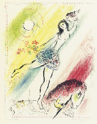 Circus Girl Rider (M. 419)