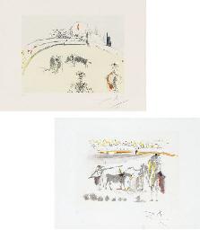 Tauromachie Surréaliste (Michl