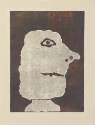 Profil à droite (W. 822)