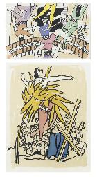 Cirque, Paris, Tériade, Les Ed