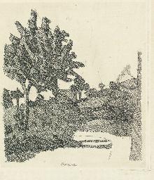 Paesaggio di Grizzana (V. 95)