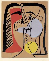 Grand tête (Portrait de Jacque