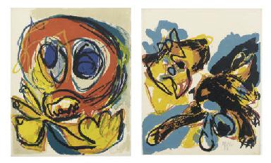 Bert Schierbeek, A beast-drawn