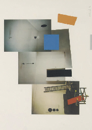 Interior with Monochromes (L.
