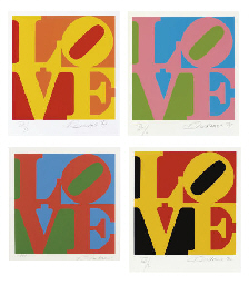Robert Indiana, The Book of Lo