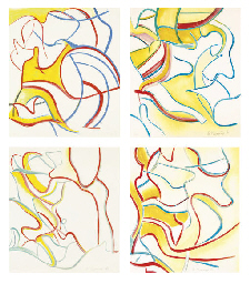 Quatre Lithographies