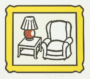 Red Lamp (C. 279)