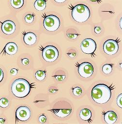 Jelly Fish Eyes; Jelly Fish; a