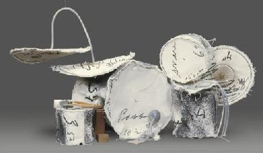 Miniature Soft Drum Set (Platz