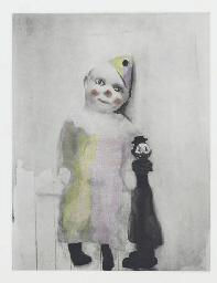 Ann Lauterbach, A Clown, Some