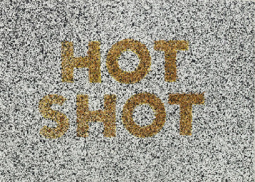 Hot Shot, from Small Prints (E