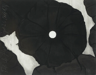 Black Flowers, September 26, 1