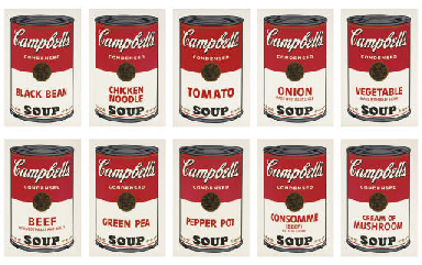Campbell's Soup I (F. & S. 44-