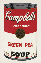 Green Pea, from Campbell's Sou