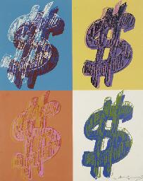 $ (Quadrant) (F. & S. 284)