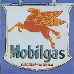 Mobil, from Ads (F. & S. 350)