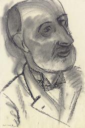 Portrait du peintre Pallady