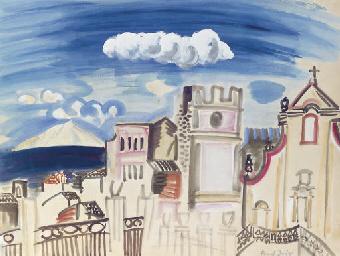 L'église de Taormina