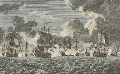 Twelve sea engagements, by Gol