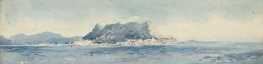 'The Rock', Gibraltar