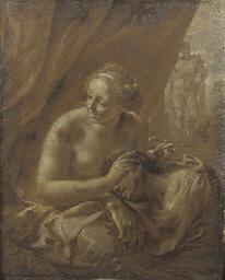 Samson and Delilah; 'en brunai