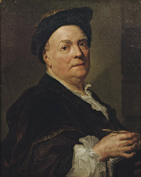 Portrait of Louis de Silvestre