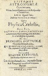 KEPLER, Johannes (1571-1630).