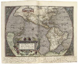 ORTELIUS, Abraham (1527-98). T