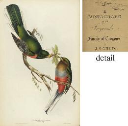 GOULD, John (1804-1881). A Mon