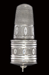 An English combination thimble