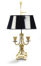 LAMPE BOUILLOTTE DE STYLE LOUI