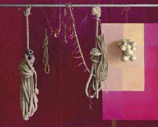 Cuerdas en mi taller