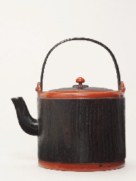 A negoro yuto [water pot]