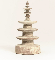 A Hyakumanto Pagoda with Assoc