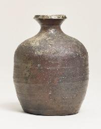 A sake flask