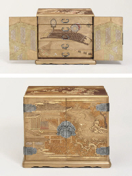 A Kodansu small chest