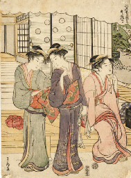 CHOBUNSAI EISHI (1756 - 1829)