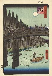 UTAGAWA HIROSHIGE (1797 - 1859