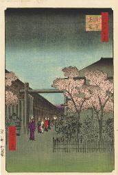 UTAGAWA HIROSHIGE (1797-1858)