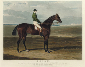 Priam, winner of the Derby Sta