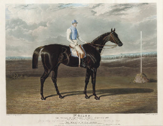 St. Giles, winner of the Derby