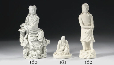 A blanc-de-Chine figure of Ada