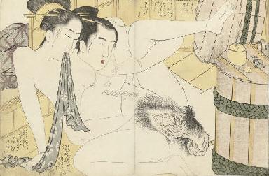 Chokyosai Eiri (act. 1789-1801