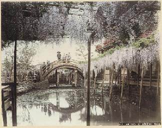 A lacquer bound photograph alb