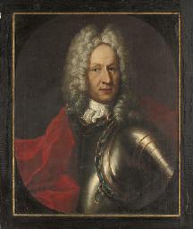 Portrait of Holger Rosenkrantz